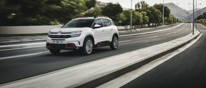 The New Citroen C5 Aircross
